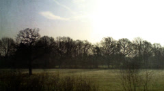 London Pictorial countryside Stock Footage