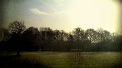 London Vintage and Pictorial Countryside Stock Footage