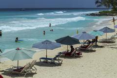 Accra Beach - stock photo