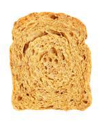 grain bread - stock photo