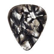 guitar plectrum - stock photo