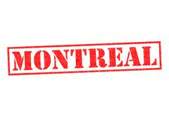 Montreal - stock illustration