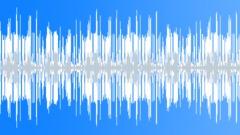 (loop) melodic funky breakbeat seamless loop - stock music