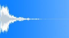 Bullet impact wood 01 Sound Effect