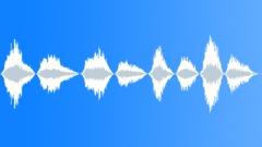 Breathing, female panic 02 Sound Effect