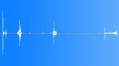 combination lock random movement 02 - sound effect