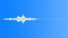 Ceramic dirt slide 07 Sound Effect