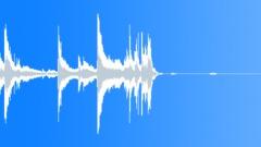 Ceramic stone debris heavy 03 Sound Effect