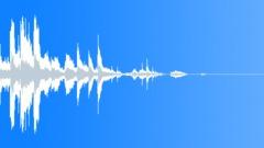 ceramic stone debris heavy 09 - sound effect