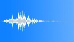 ceramic stone slide 02 - sound effect