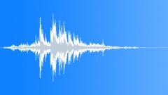 ceramic stone slide 12 - sound effect