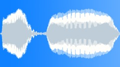 cartoon emote humanoid monotone 01 - sound effect