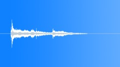 crowbar drop hard earth 11 - sound effect