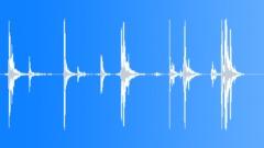 Machine parts and pieces big 08 Sound Effect