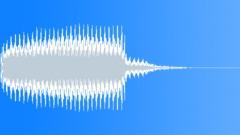 Megaphone siren b 01 Sound Effect