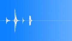 Metallic fastener click b 02 Sound Effect