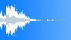 Metal reverberant impact 10 Sound Effect