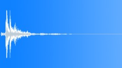 Metal reverberant impact light 02 Sound Effect