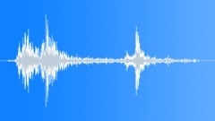 Metal widget movement medium 03 Sound Effect