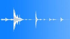 Metal widget movement small 04 Sound Effect