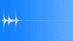 Metal widget movement small 06 Sound Effect