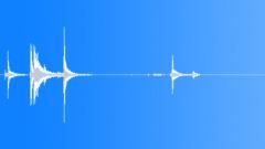 Metal widget movement small 08 Sound Effect