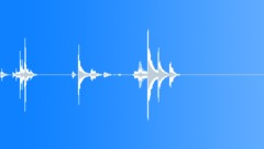 Metal widget movement small 10 Sound Effect