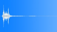 Snowball impact 06 Sound Effect