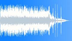 Large servo motor 0010 - sound effect