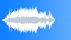 Large servo motor 0015 - sound effect