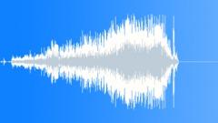 Large servo motor 0019 - sound effect