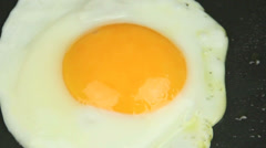 Egg Zoom Stock Footage