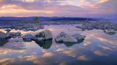 Mono Lake - stock footage