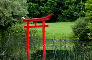 Stock Photo of torii