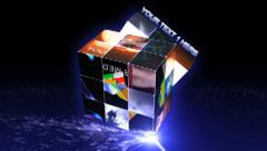 CUBE PUZZLE - stock after effects