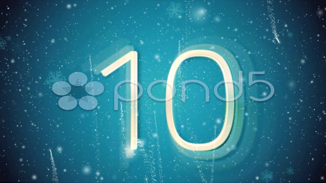 After Effects Project - Pond5 Happy New Year Countdown 32526115