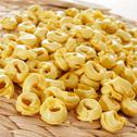 Stock Photo of uncooked tortellini