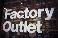 Factory Outlet Stock Photos