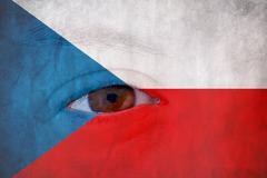 czech republic - stock photo