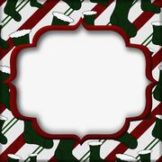 Christmas time background Stock Illustration