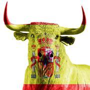 Espanjalainen härkä Kuvituskuvat