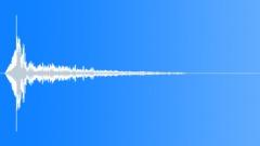 Cinematic strike - dark blade Sound Effect