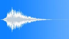 Cinematic strike - reverb wave Sound Effect