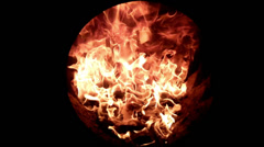 Fire 2 Stock Footage