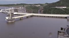 Dam #3 Stock Footage