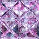Stock Illustration of Seamless crystal texture