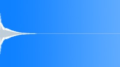 menu notify - single ding - sound effect