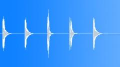 -sovelluksen valikossa 3 - viisi ääniä Äänitehoste