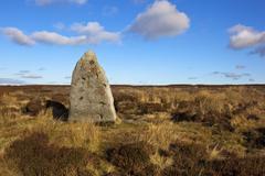 monolith - stock photo