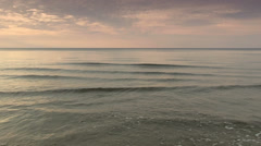 Background seascape, Baltic Sea Stock Footage
